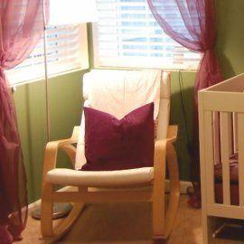 Кресло-качалка для кормления: очевидные плюсы в пользу использования