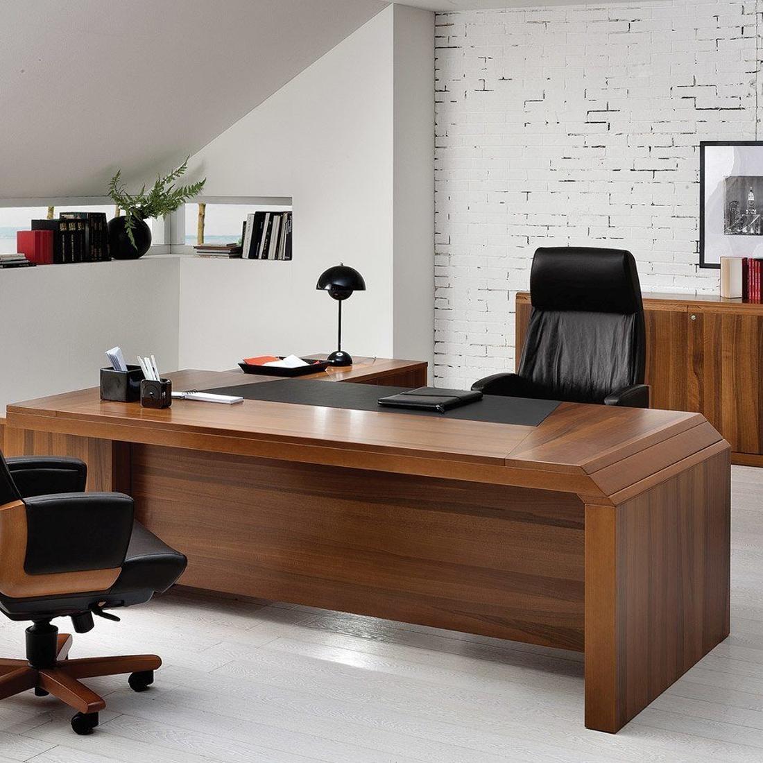 Мебель в кабинет руководителя: важные аспекты выбора