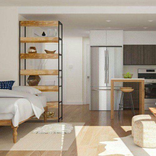 Как обставить квартиру-студию: важные моменты обустройства