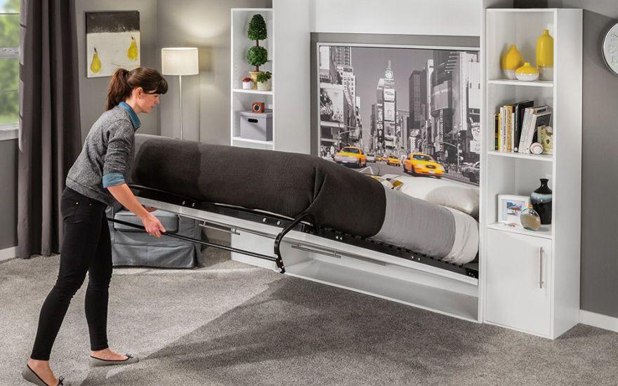 Шкаф-кровать: что нужно знать перед покупкой