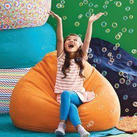 Как выбрать кресло-мешок для ребенка