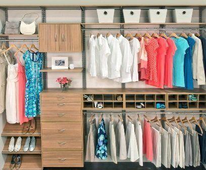 Как навести порядок в шкафу и поддерживать его: 10 основных правил