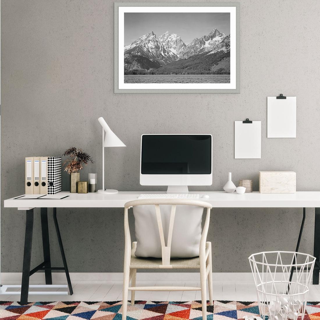 Мебель для домашнего кабинета: или как организовать рабочее место дома