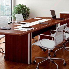 Мебель для конференц-залов: основные правила выбора