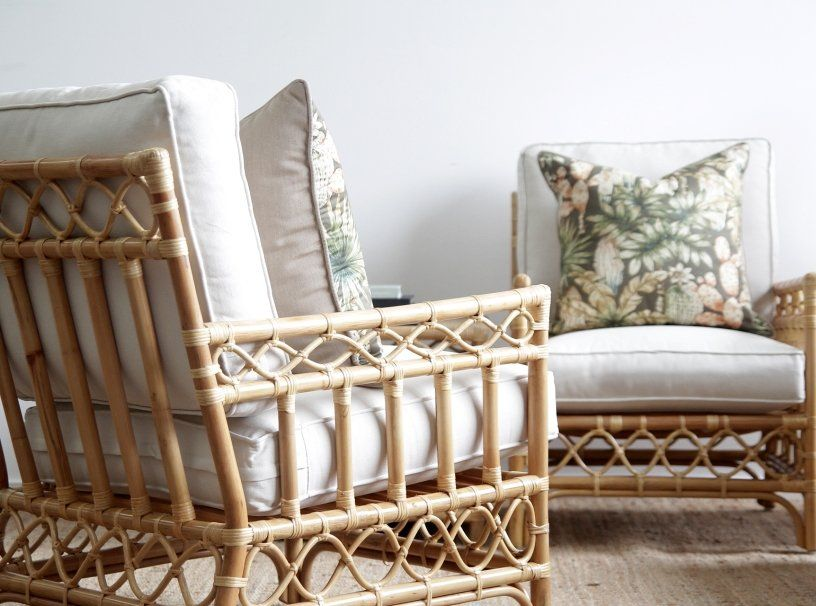 Как ухаживать за мебелью из натурального ротанга: 5 простых правил