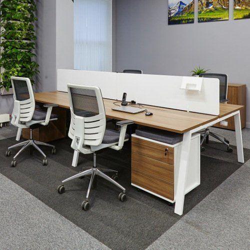Бенч система: экономичное решение для офиса
