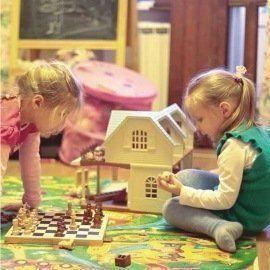 Родителям: Как обустроить детскую комнату