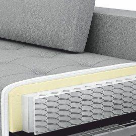 Какой диван лучше: пружинный или пенополиуретан?