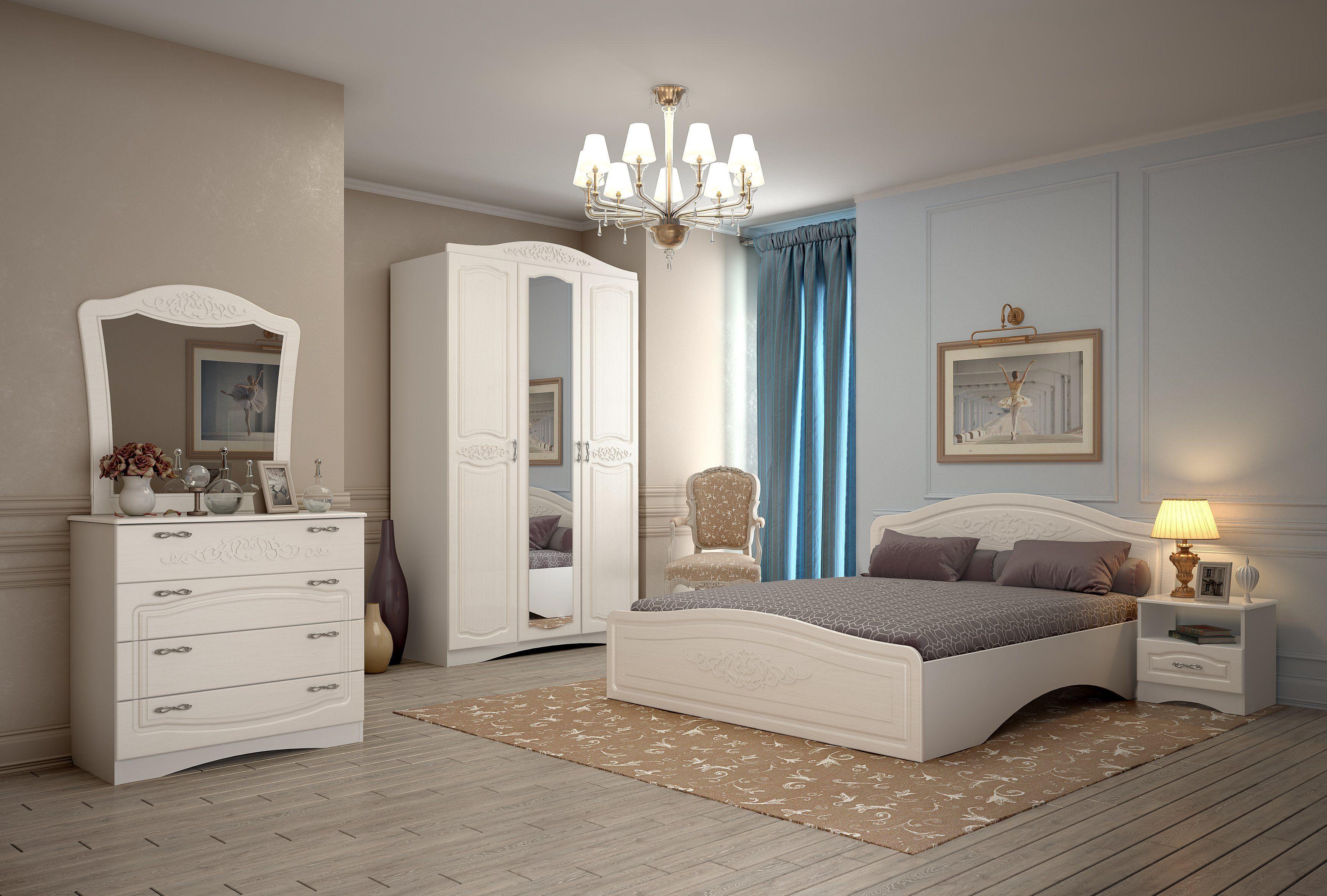 белый спальный гарнитур картинки обивка