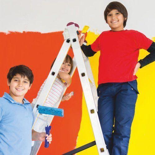 Цвет стен в детской комнате: 40 оттенков для мальчиков и для девочек