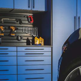 Хранение инструмента в гараже: как навести порядок