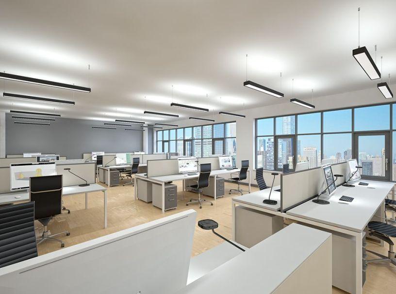 Освещение в офисе: основные моменты организации