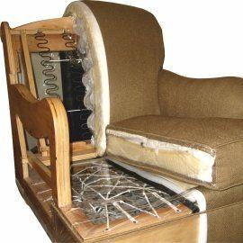 Наполнитель для дивана ППУ: виды, свойства, показатели качества