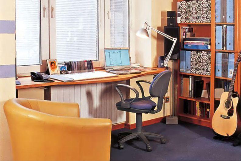 Как сделать стол из подоконника: материалы для изготовления.