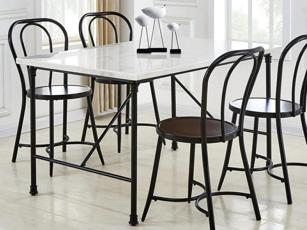 Какие стулья лучше для кухни: сравниваем популярные виды стульев