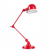 Лампа настольная Delight Collection Table Lamp KM037T-1S red