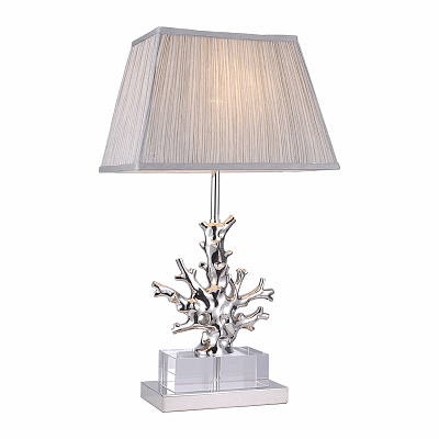 Лампа настольная Delight Collection Table Lamp BT-1004 nickel